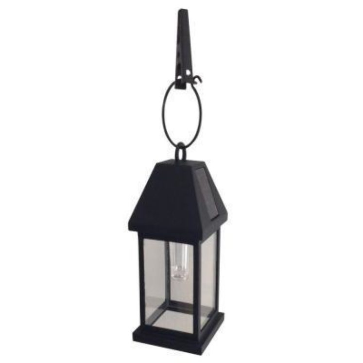 Square Umbrella Decorative Clip Light