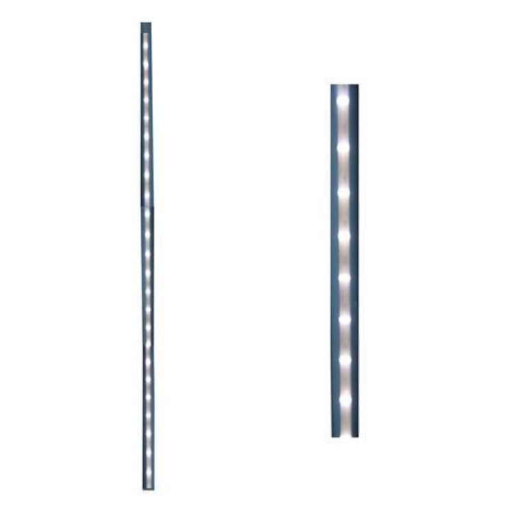 26″ Linear LED Lighted Deck Railing Baluster