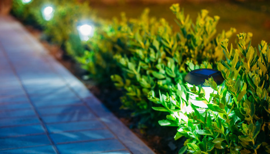How Solar Landscape Lighting Works