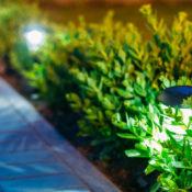 How Solar Landscape Lighting Works